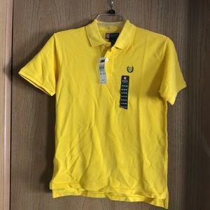 NWT Chaps Youth polo shirt Sz Medium 10-12